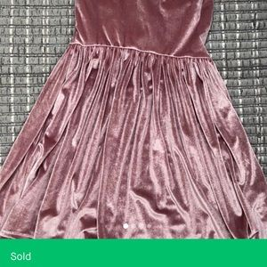 Forever 21 Dresses - SOLD! DO NOT BUY Faux suede dress
